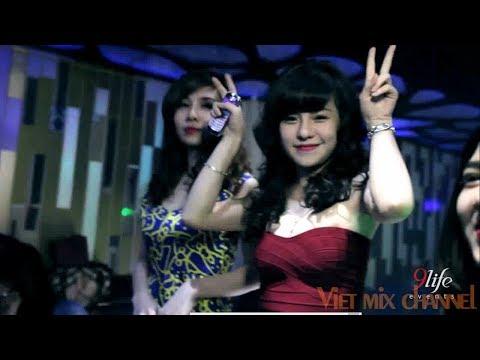 Khói vũ trường Remix - QUẨY CÙNG DJ TÍT - Nguyễn Đình Vũ - Bar Hà Nội 2014 - Quẩy cùng hot girl