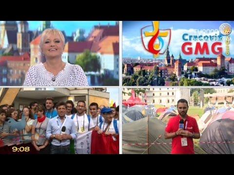 Gmg2016 saluti in diretta da Cracovia