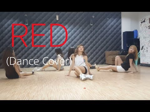 [DANCE COVER] Hyuna - 빨개요 (RED) by Ella Cruz