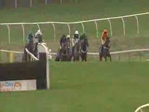 Vidéo de la course PMU FUTURE CHAMPIONS FINALE JUVENILE HURDLE RACE
