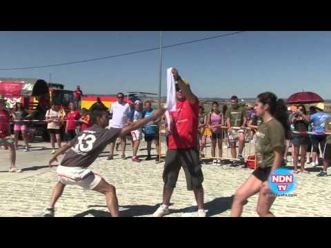 Sábado - Pruebas Olimpiadas Rurales 2012