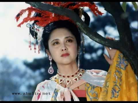 Nhạc Phim Tây Du Ký -Tình nhi nữ- Tây Lương Nữ quốc- diễn viên Chu Lâm.FLV