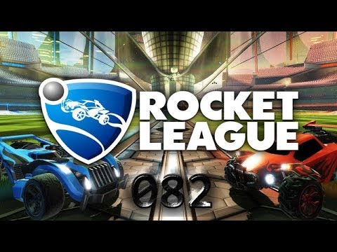 Rocket League (Together) #082 - Hot Wheels! Gameplay[German/Deutsch]