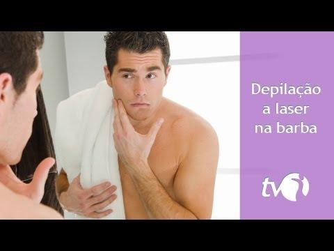 Depilação a laser na barba: acabe com os pelos encravados
