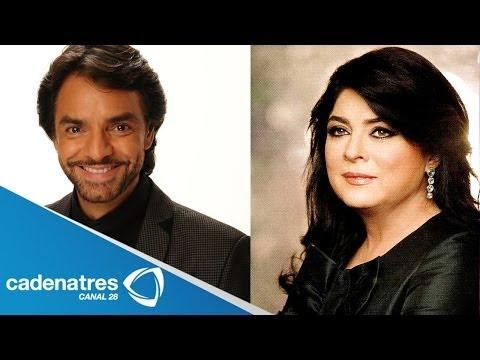 Victoria Ruffo habla del próximo nacimiento del hijo de Eugenio Derbez