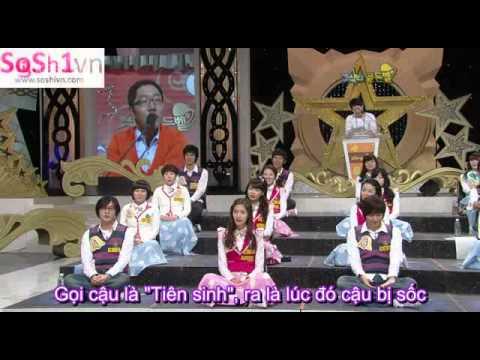 [Vietsub] Star Golden Bell - Yoona,HyoYeon,Sooyoung 1/7