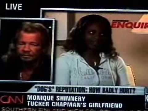 MONIQUE SHINNERY, DOG THE BOUNTY HUNTER'S SON'S BLACK GIRL. - YouTube