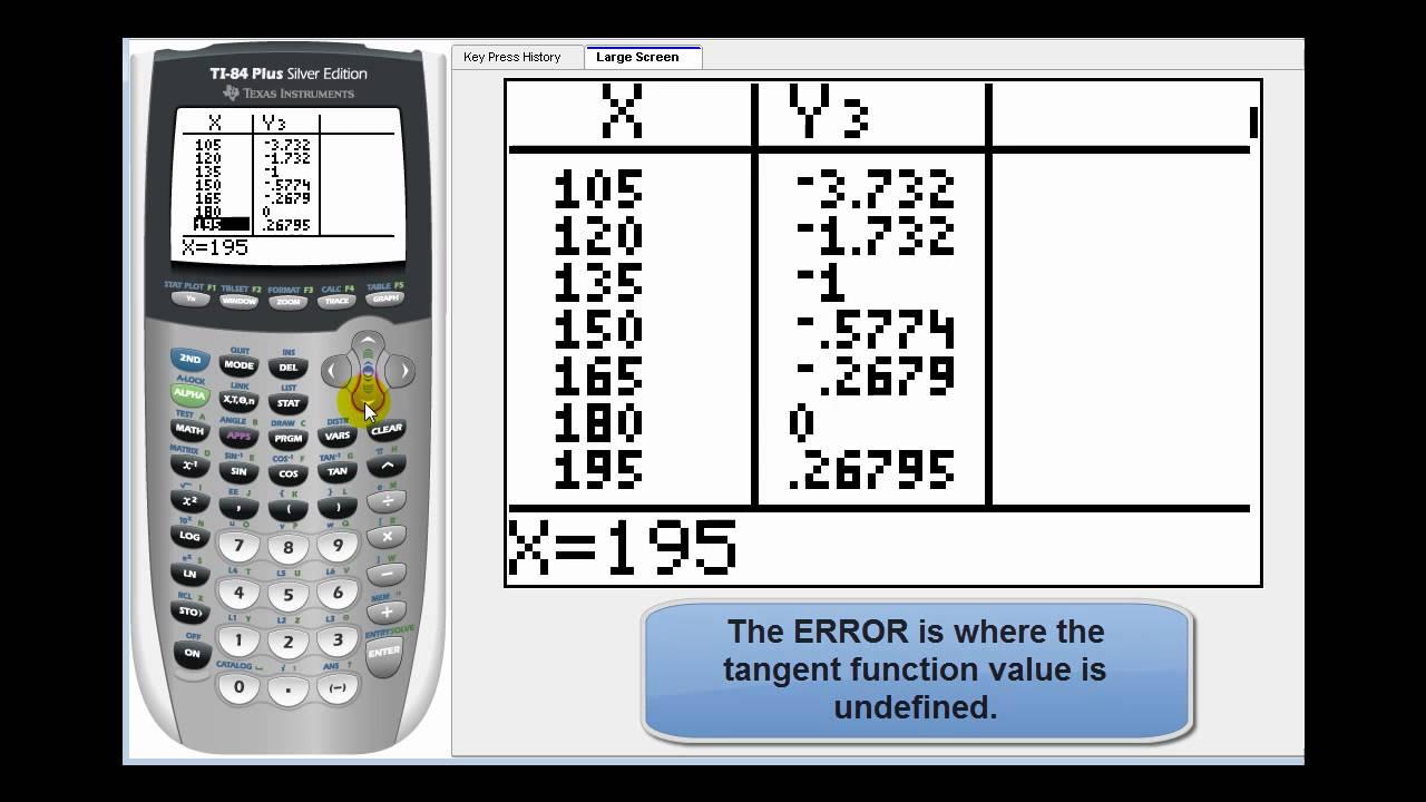 TI85  ticalcorg  TI85 Graphing Calculator