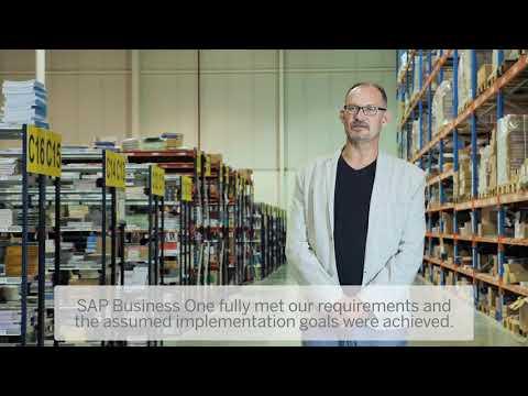 Platforma Dystrybucyjna EDU-książka Sp. z o.o o wdrożemiu SAP Business One