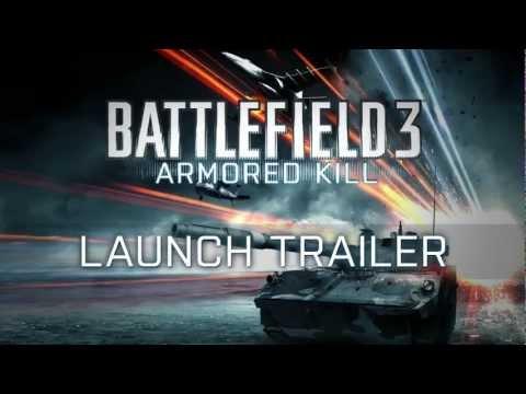 Armored Kill - Трейлер запуска