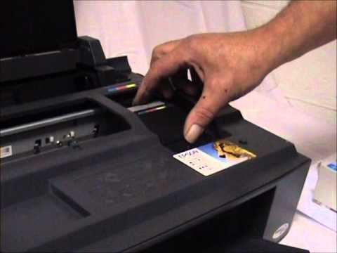 How to Install Epson Printer Ink Cartridges