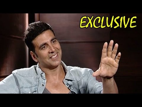 Holiday : Akshay Kumar's EXCLUSIVE Interview