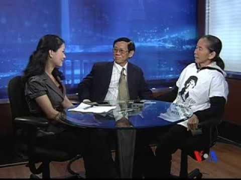 Phụ huynh ba nhà hoạt động bị giam cầm sang Mỹ vận động cho nhân quyền VN