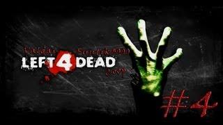 [Coop] Left 4 Dead. Серия 4 - В метро.