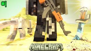 Oops Channy | KỶ NGUYÊN DIỆT VONG - Tập 1: NGÀY TẬN THẾ ! (Minecraft Roleplay)