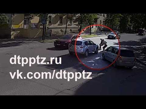 На улице Гоголя сбили женщину
