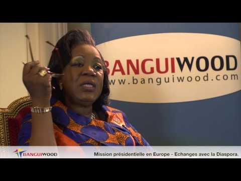 EP31: (5e partie) Intervention de la Présidente Catherine SAMBA-PANZA à Paris