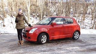 Подержанные автомобили. Вып.150 Suzuki Swift, 2006. Авто Плюс ТВ