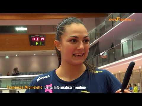 Copertina video Francesca Michieletto (Delta Informatica Trentino)