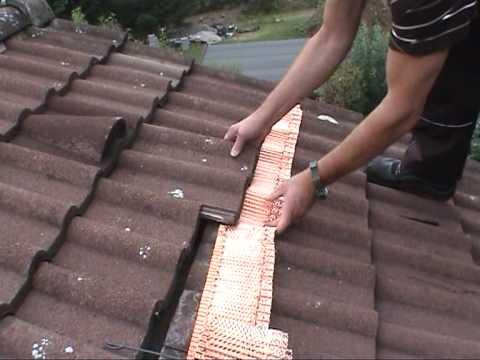 aktiv bel ftungsband der aktiv dach so einfach verlegt youtube. Black Bedroom Furniture Sets. Home Design Ideas