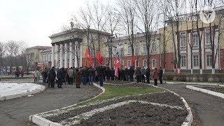 7 ноября отмечается 100-летие Октябрьской революции