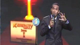 Abdur Juara 2 Suci 4 Stand Up Comedy Indonesia 2014