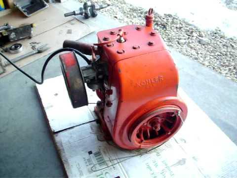 Motor kohler 12 hp