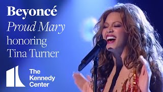 Beyonce: Proud Mary, Tina Turner Tribute Live