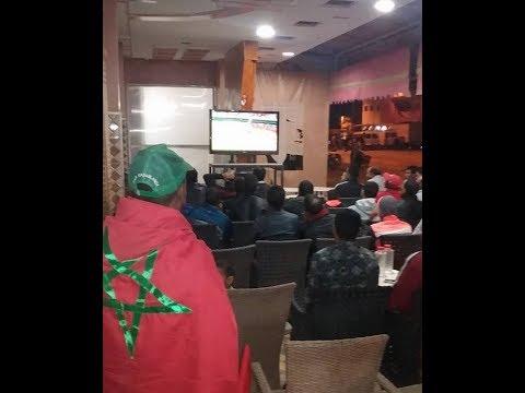 """ساكنة تنجداد تحتفل بالانتصار التاريخي للفريق الوطني المغربي """"فيديو"""""""