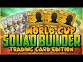 WORLD CUP CARDS SQUAD BUILDER! w/ INIESTA! | FIFA 14 Ultimate Team
