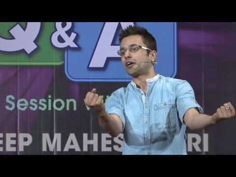 Sandeep Maheshwari's Highly Energetic Kolkata Session (in Hindi)