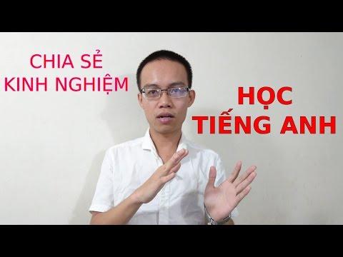 Vlog #1: Chia sẻ kinh nghiệm học tiếng Anh hiệu quả