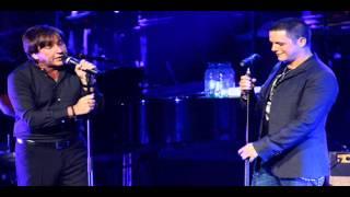 Nostalgias dúo Ricardo Montaner y Alejandro Sanz