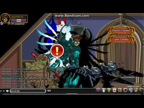aqw private server [November] 2012 [Hamchi] - YouTube