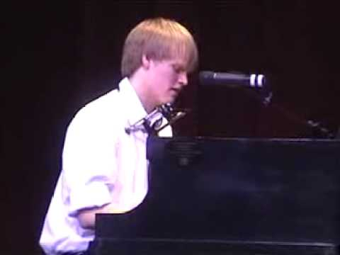 Jordan Thornberg Piano Man