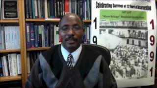 <Voice of Assenna: Our Lives - ህይወትና - From Alem Bekagn Prison to Virginia Tech,Dr Gebre - Part 4