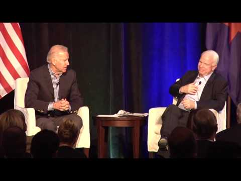 Sen. John McCain hosts Vice President Joe Biden at the Sedona Summit – Full Coverage