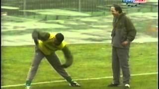 Reportagem sobre Mário Jardel (Sporting) de 2001/2002