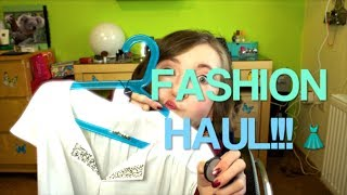 1234Isoke – Fashion Haul! (Vero Moda, H&M, Mango Outlet, Longchamp)