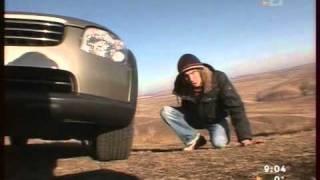 """Коробка передач"" - тест Nissan Stagea."