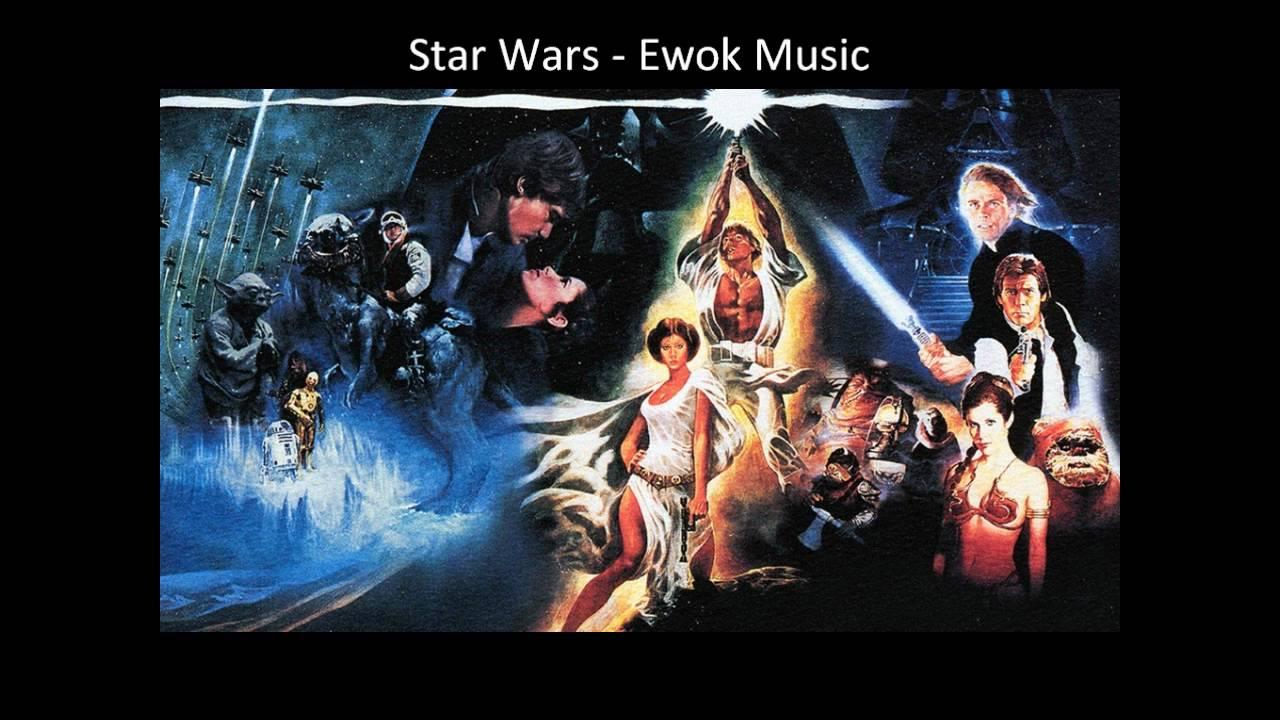 star wars ewok music youtube. Black Bedroom Furniture Sets. Home Design Ideas