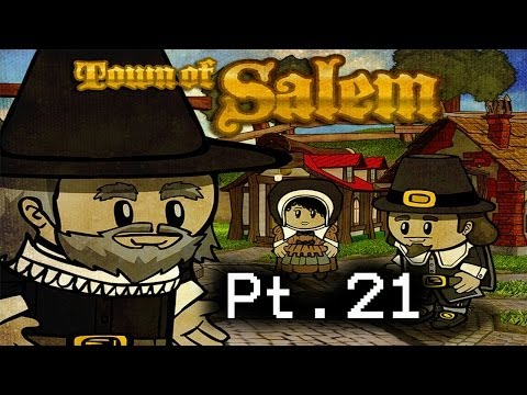 "Town of Salem Pt.21 | ""REALLY!?"" 
