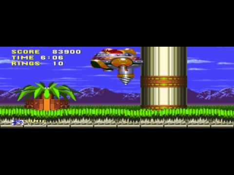 Sonic the Hedgehog 3 - Playthrough - User video