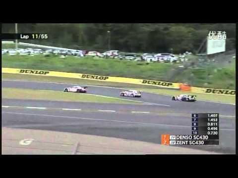 2011 Super GT Rd6 Fuji Race (1/2)