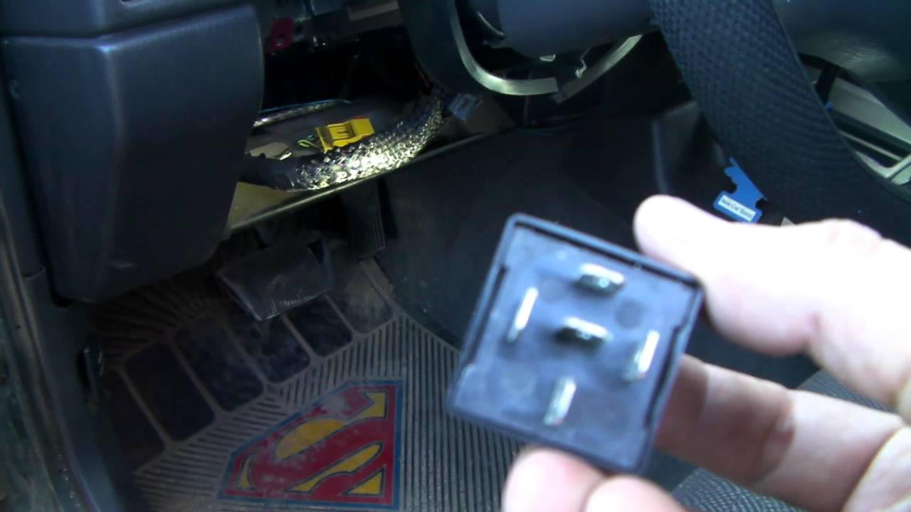 Change a blinker fuse on a 2000 jeep cherokee YouTube