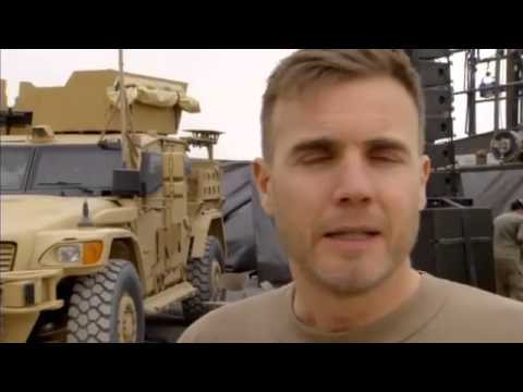 Gary Barlow Journey to Afghanistan