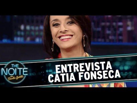 The Noite 09/06/14 (parte 1) - Entrevista Cátia Fonseca