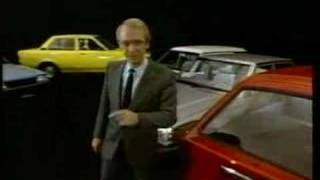 Toyota Corolla Ad With John Blackman, 1984