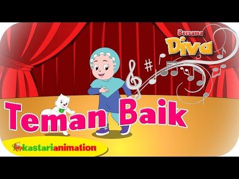 TEMAN BAIK  - Lagu Anak Indonesia - HD | Kastari Animation Official
