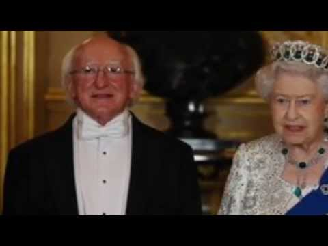 President Michael D Higgins' alternative Queen speech